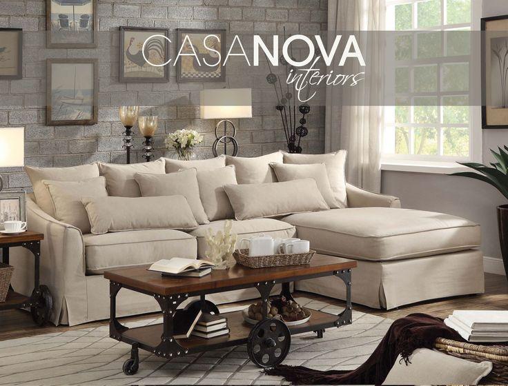 En el mes de papá, todos los sofás con descuento especial. #Descuento #Sofá #CasaNovaInteiors