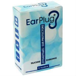 Vitorgan Earplug Ωτοασπίδες Σιλικόνης 3ζεύγη | Pharmacy4u.gr
