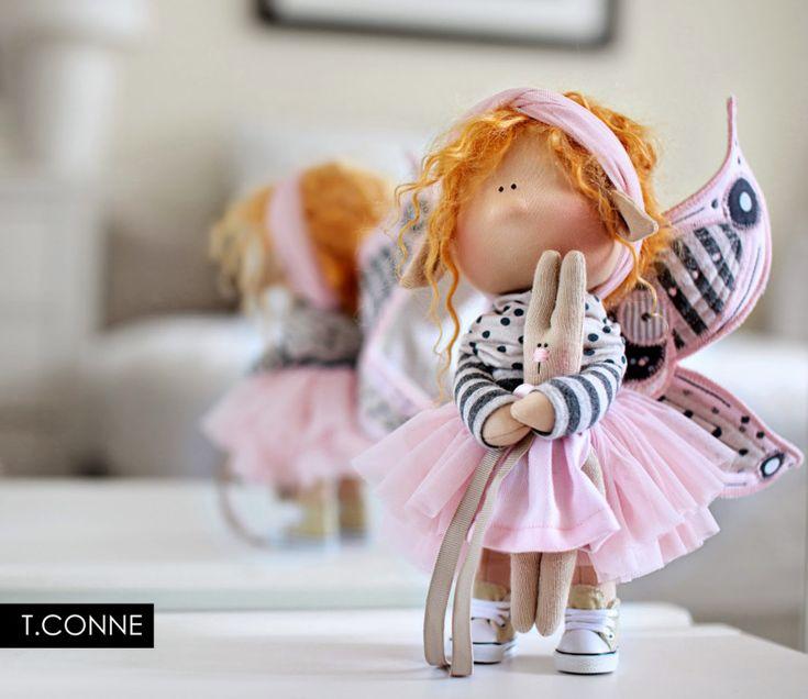 Współcześni lalkarze: Tatiana Conne – Tilda Home