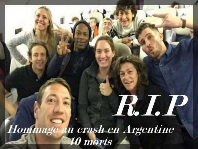 En Argentine accident d'hélicoptère, décès de la nageuse Camille Muffat, de la navigatrice Florence Arthaud et du boxeur Alexis Vastine. (10 mars 2015)