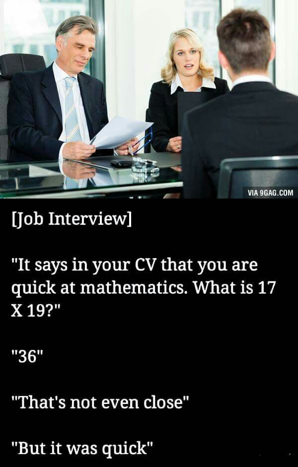 Job interview                                                                                                                                                                                 More