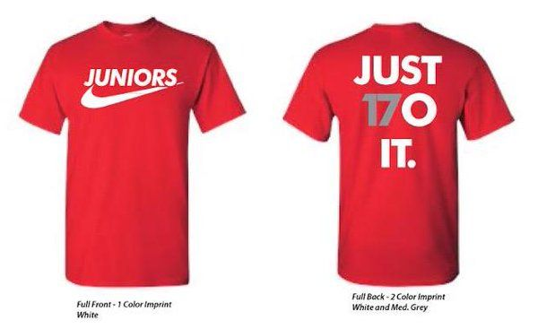 class of 2017 shirts But it would say Seniors  - Google Search
