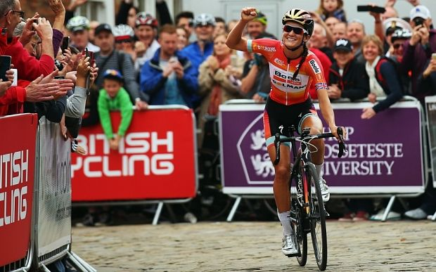 Tour de France 2015: Lizzie Armitstead seeks glory as she looks to ...