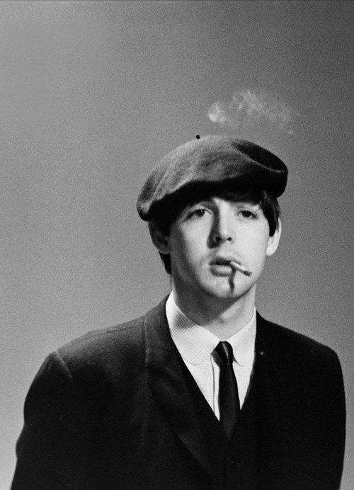 Paul McCartney (pretty cool...)