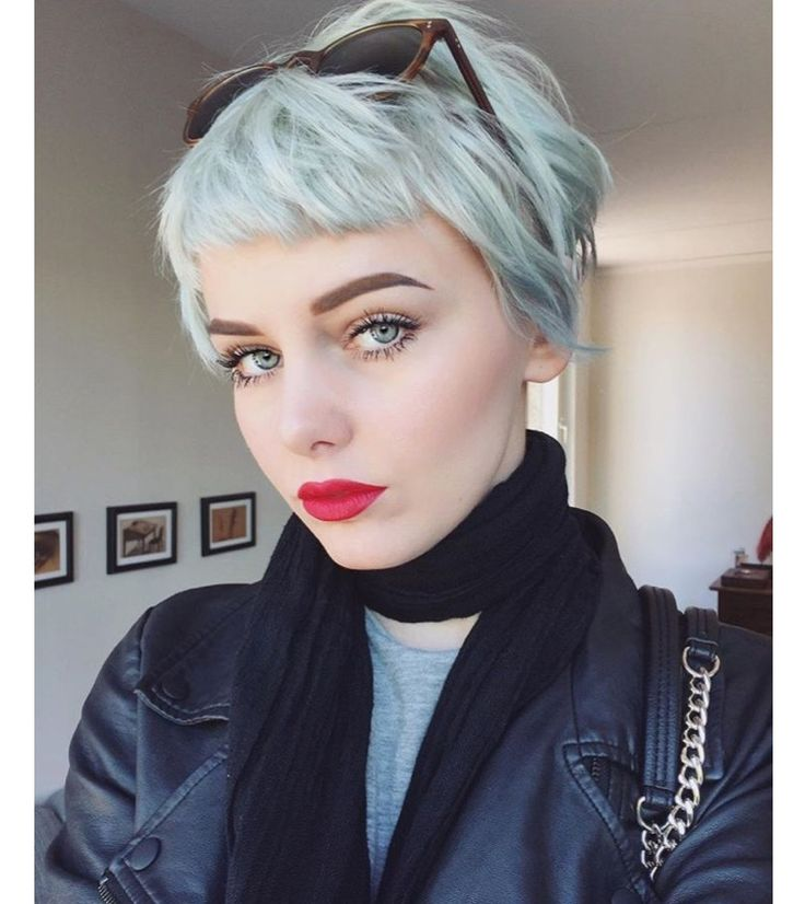 how to cut a pixie haircut 55 best pixie haircut ideas images on cortes 1637