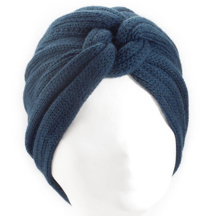 EMMElab - Twist Knit Hat At AHA