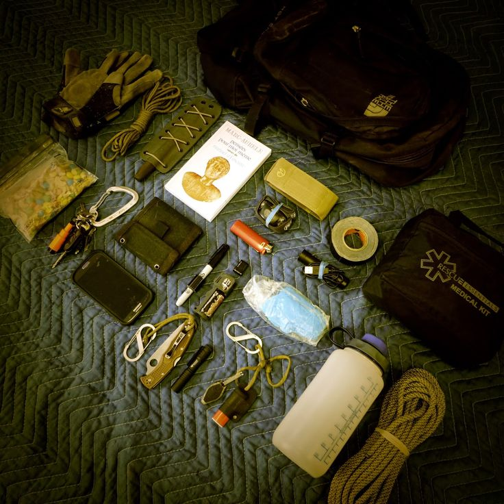 lesurvivaliste: EDC - Every Day Carry