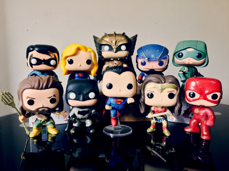 Marvel//DC//Movies//Games from £6 Choose your Funko Pop vinyl figure