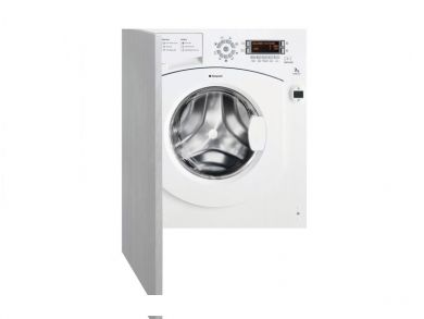 Luce integrated washing machines feature 16 wash programmes including special cycles for shirts, lingerie and wool that care for your clothes and give outstanding cleaning results.