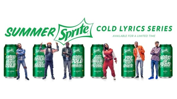 """""""Summer Sprite Cold Lyrics Series"""" HOT ARTISTS. COLD LYRICS. OVER 150 WINNERS EACH DAY! Drink a Cold Lyrics Series Sprite this summer and scan the can lyric or cap code for a chance to win an exclusive Xbox One S, drones, BMX bikes, wireless bluetooth speakers and more!"""