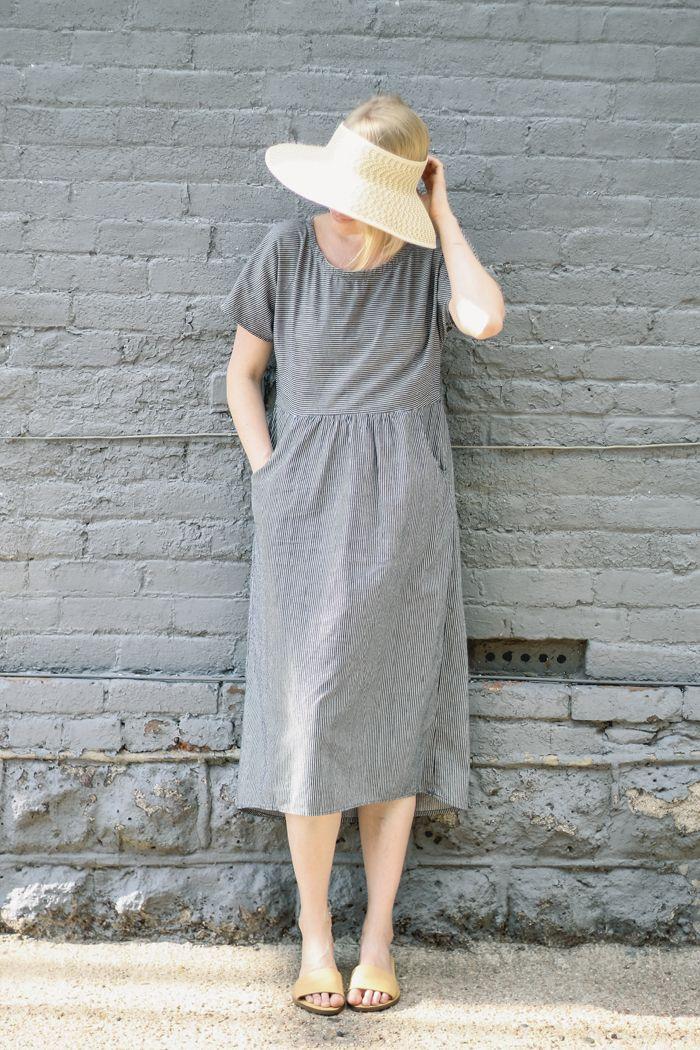 Fen dress longer version