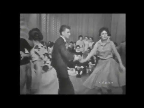 LITTLE EVA - The Locomotion [ 60's Video In NEW STEREO ].mp4 - YouTube