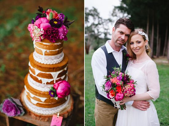 Bright Winter Wedding Inspiration featured on Polka Dot Bride. Photographed by Lucinda May Photography.