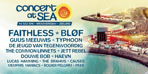Concert at Sea 2016!