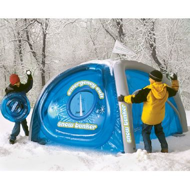 The Instant Igloo - Hammacher Schlemmer