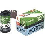 Fujifilm Neopan Acros-100 135-36 Professional Black & White Print Film
