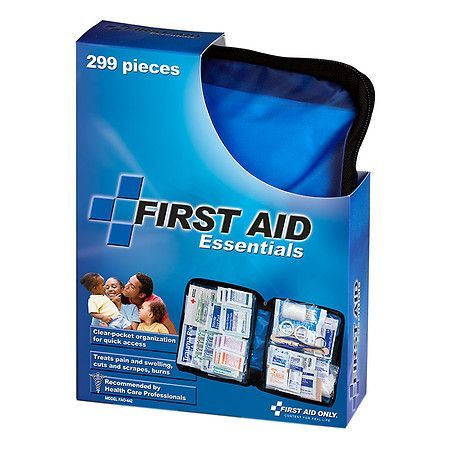 First Aid Only First Aid Essentials First Aid Kit 299 pieces - 1 ea