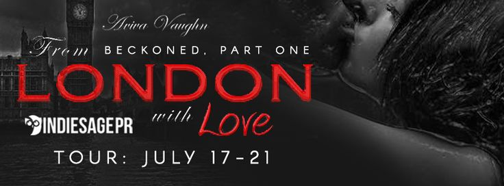 Beckoned  From London with Love by Aviva Vaughn Blog Tour  Part 1: From London with Love  byAviva VaughnPublication Date:June 15 2017Genres: Adult Contemporary Romance  Read for FREE in KindleUnlimited:Amazon  He would do anything for a second chance  Fire and ice have nothing on Angela Holguín and fellow MBA student Soren Lund. When they first met at school in the exciting seaside city of Barcelona Angela was intrigued by the aloof Dane; he was enthralled by the vivacious Californian. But…