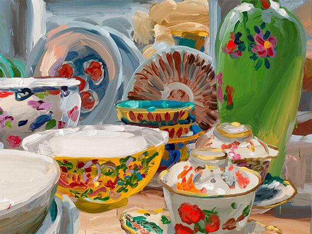 jan de vliegher- Galerie Zwart Huis | Zeedijk 635, Knokke | Exhibitions - Tentoonstellingen