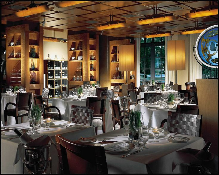 Michael Mina Restaurant At The Bellagio Click Pic To See All Restaurants With Details