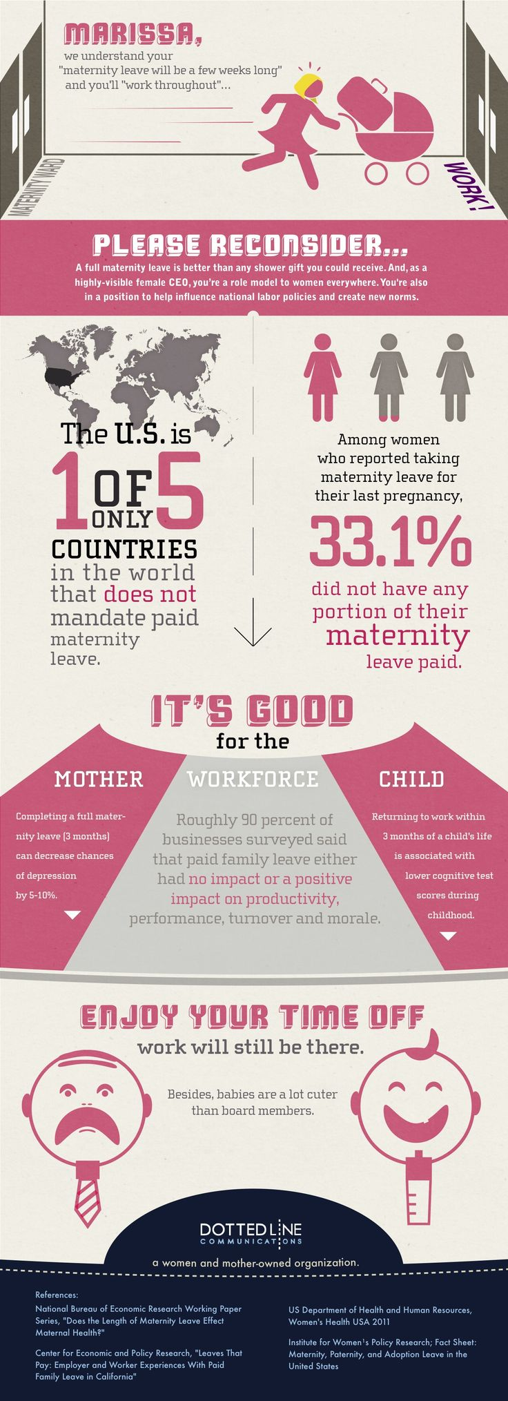 Marissa Mayer - maternity leave... Interesting stuff!!