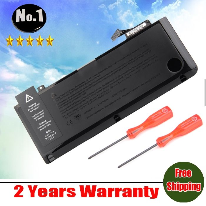 "27.19$  Watch here - http://aliaut.shopchina.info/go.php?t=542956247 - ""NEW  Laptop Battery For APPLE  MacBook Pro 13"""" A1322 A1278 ( 2009-2012 year )  MB990 MB991 MC700 MC374 MD313 MD101 MD314 MC724 "" 27.19$ #buymethat"
