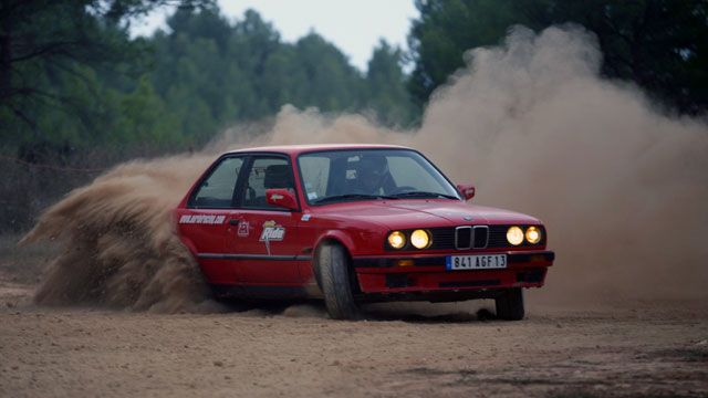Baptême Pilotage BMW Drift Circuit Lohéac 35