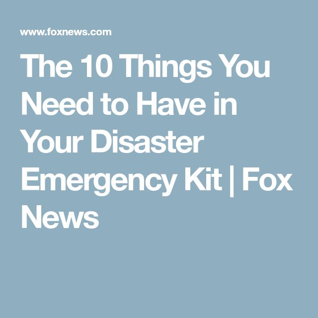 Best 25 Natural Disaster Kit Ideas On Pinterest Natural
