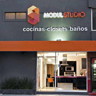 M Dul Studio Cocinas Integrales En Av M Xico