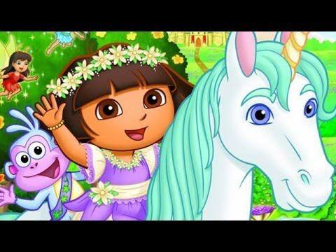 Dora the Explorer - Best of Dora Full Episodes - English Dora Games Movie - YouTube