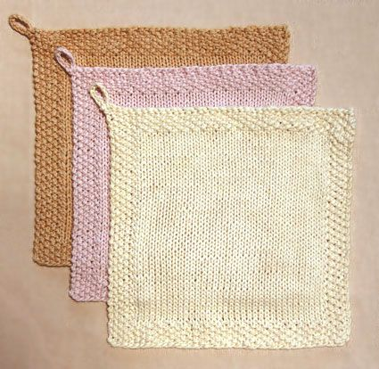 Knitted Dishcloth Patterns Wedding : 25+ best ideas about Knitted Washcloths on Pinterest Knitted washcloth patt...