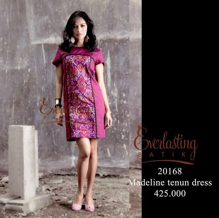 Tenun Dress from Everlasting Batik