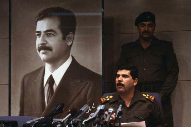 الفريق الركن وزير الدفاع السابق عدنان خيرالله Lt Gen Adnan Khairallah Former Defense Minister Sumer Fictional Characters Mesopotamia
