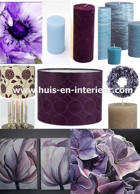 25 beste idee n over paars interieur op pinterest for Interieur aubergine