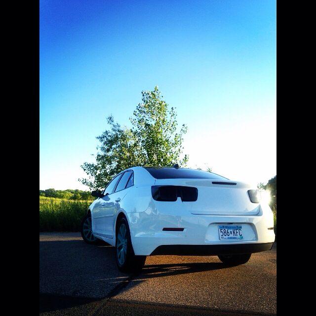My 2013 Chevy Malibu LT