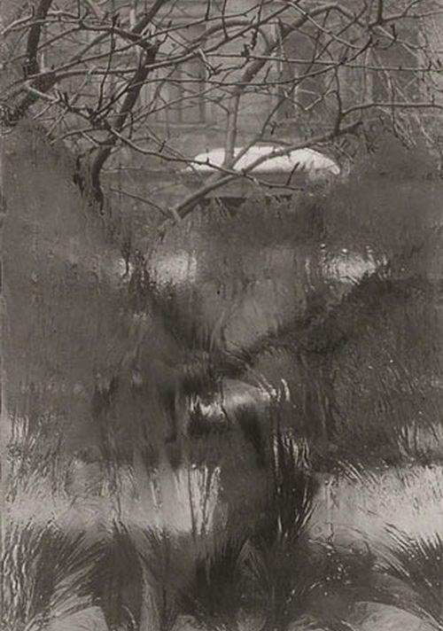 Josef sudek la fen tre de mon atelier 1954 josef sudek for Fenetre atelier