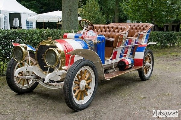 Eski model araba fotoğrafları - eski arabalar 12