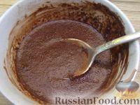 Фото приготовления рецепта: Шоколадная помадка с какао для глазирования - шаг №3