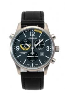 Junkers Flugweltrekorde G38 Chronograph kaufen - http://www.steiner-juwelier.at/Uhren/Junkers-Flugweltrekorde-G38-Chronograph::526.html