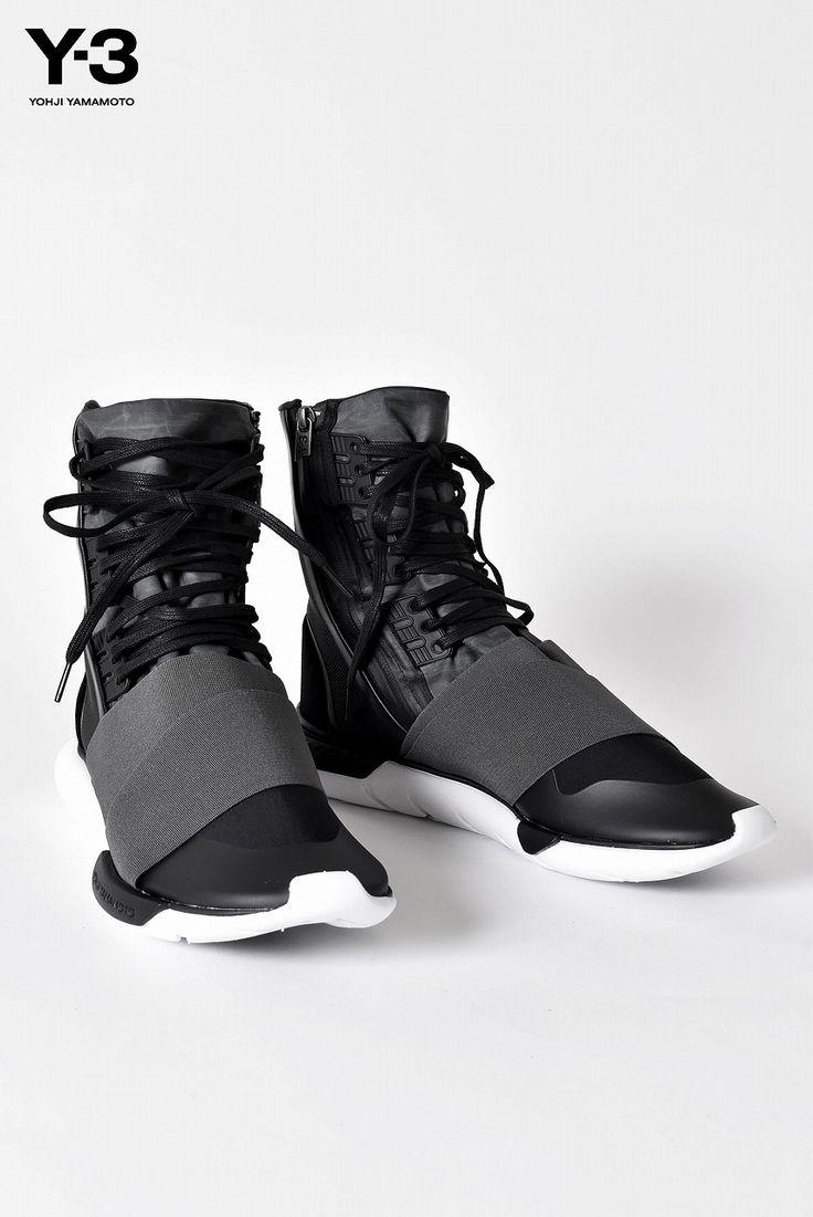 "Y-3 yohji yamamoto  ""QASA BOOT""  sneaker"