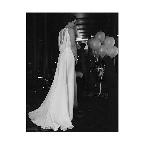 Upea morsian @mi.giuli #wedding #party #dress #långvik ❤️ #langvikhotel http://www.langvik.fi/
