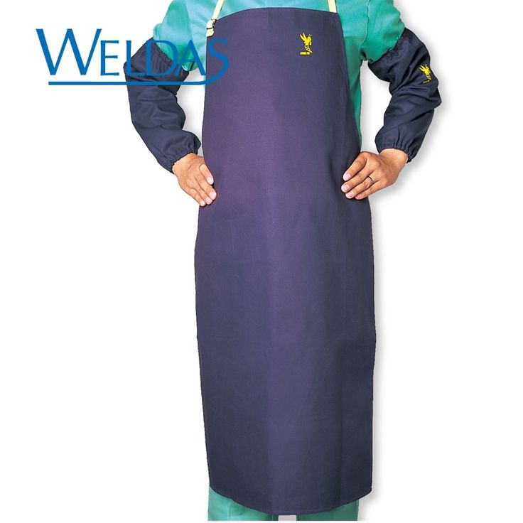 18.70$  Watch now - http://ali1f8.shopchina.info/go.php?t=32264821960 - Welder's aprons safety apron professional welding jackets FR Welder clothing Flame Retardant Welding Apron 18.70$ #magazine
