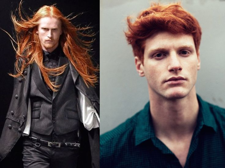 21 of the Hottest Redhead Men You Have Ever Seen – International Men's Day