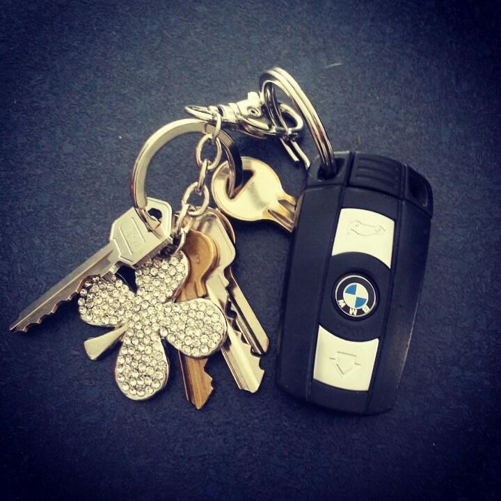 BMW key...lets go!