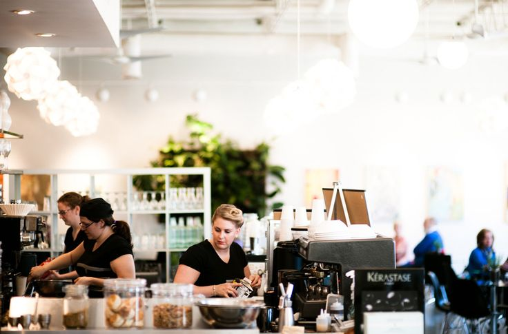 FRED - Halifax's Best Coffee Shops | @Andrea Thorp Taylor Mindset