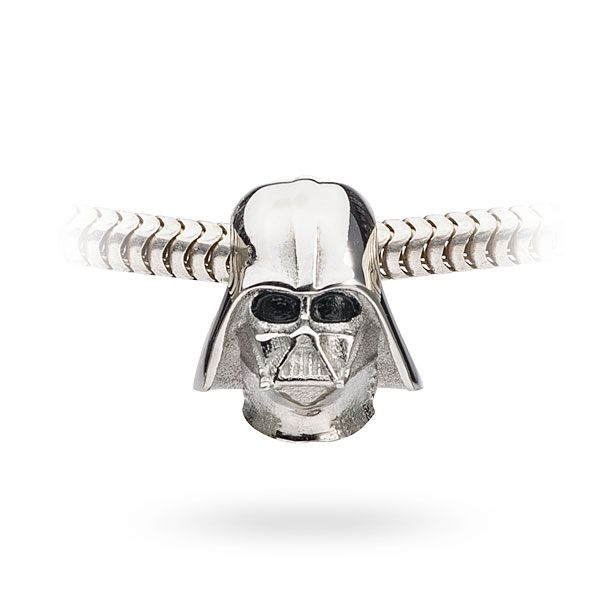 Star Wars Darth Vader Charm Bead