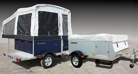 Quicksilver 6 0 Automotive Tent Camper Overview Livin Lite Rv Camping Pinterest I Want