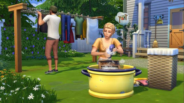 Download THE SIMS 4: Laundry Day Stuff DMG For macOS Free