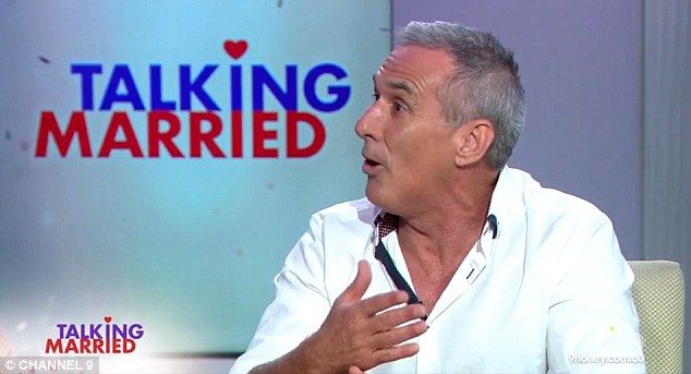 MAFS groom claims he was oblivious to dinner party drama  Viewers slammed Married At Firsts bride and Instagram model Davina Rankins behaviour at the shows debut dinner party on Thursday night.  But fellow co-star and groom John Robertson claims he was oblivious to the apparent drama and flirting fans have reacted to.  Appearing on Nines Talking Married the 54-year-old said it wasnt until he watched the episode that he realised what was going on at the table.  Scroll down for video  Unaware…