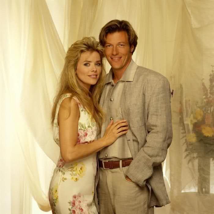 Jack Wagner and Kristine (Malandro) Wagner (Divorced)